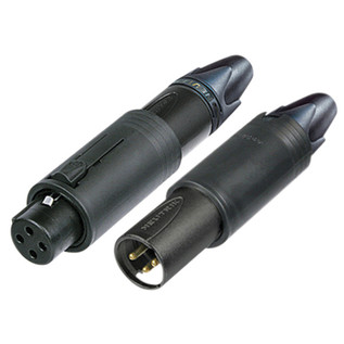Neutrik NC3FM-C-B ConvertCon 3-Pin XLR Line Connector