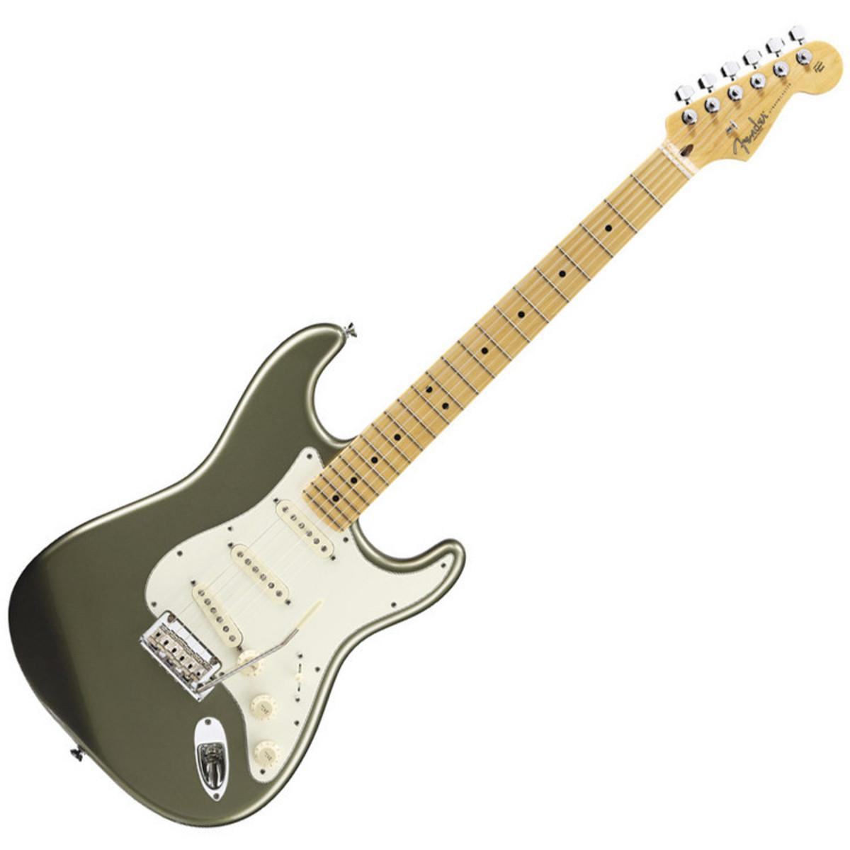 fender american standard stratocaster 2012 mn jade pearl free gift at. Black Bedroom Furniture Sets. Home Design Ideas