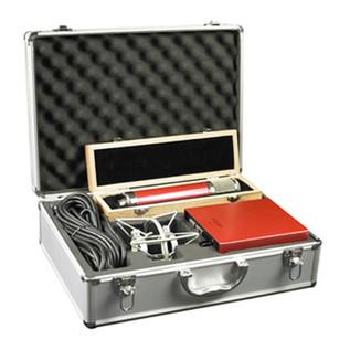 Avantone CV-12 Multi-Pattern Large Capsule Tube Microphone in Case