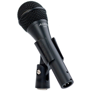 Audix OM5 Dynamic Vocal Microphone, High Output in Clip