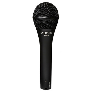 Audix OM6 Dynamic Vocal Microphone, Extended Low End Response