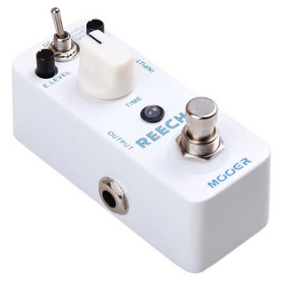 Mooer MDD1 Reecho Digital Delay Pedal FREE Jack Patch Cables