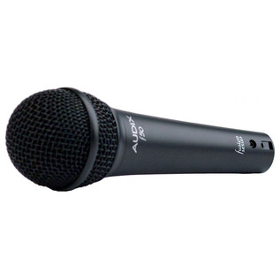 Audix F50 Dynamic Vocal Microphone, Low Impedance Side