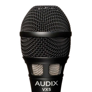 Audix VX5 Condenser Vocal Microphone Detail