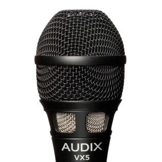 Audix VX5 Condenser Vocal Microphone Detail