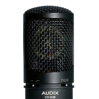 Audix CX212B Large Dual Diaphragm Condenser Microphone Detail