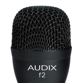 Audix F2 Dynamic Percussion Microphone Detail
