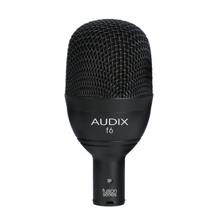 Audix F6 Kick Drum Dynamic Microphone