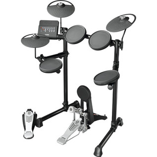 Yamaha DTX430K Electronic Drum Kit Angle