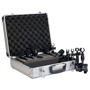 Audix FP5 Drum Microphone Pack, 5 Pieces