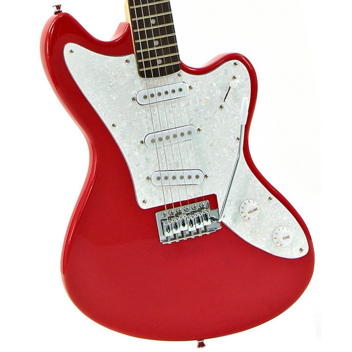 disc rocksmith xbox 360 seattle electric guitar red at. Black Bedroom Furniture Sets. Home Design Ideas