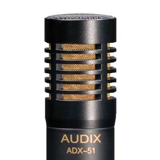 Audix ADX51 Cardioid Condenser Instrument Microphone Detail