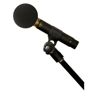 "Audix SCX25 1"" Studio Condenser Instrument Microphone in Clip"