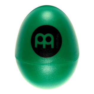 Meinl ES2-GREEN Egg Shaker - Set of Two - Green