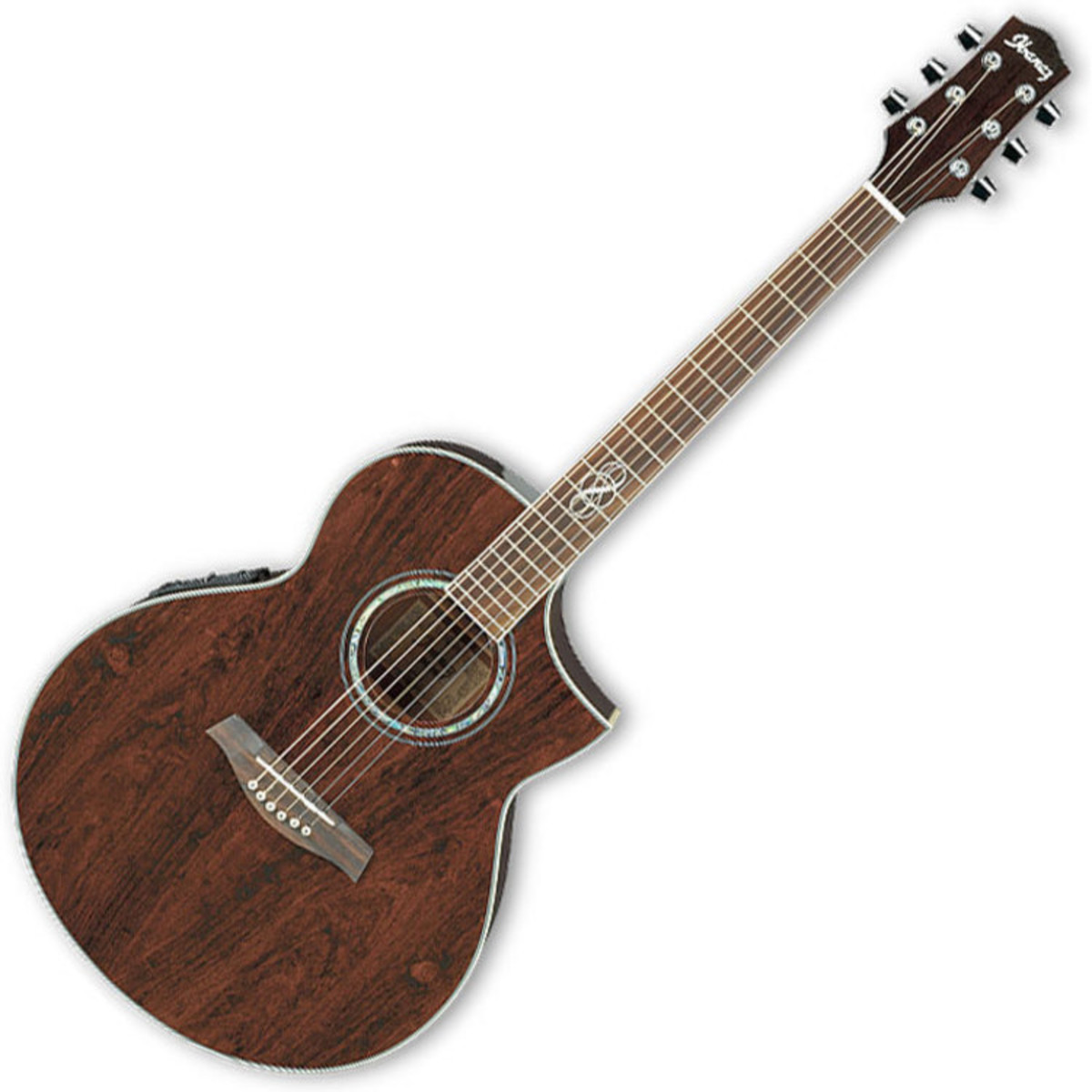 guitare electro acoustique ibanez ew20wne natural. Black Bedroom Furniture Sets. Home Design Ideas