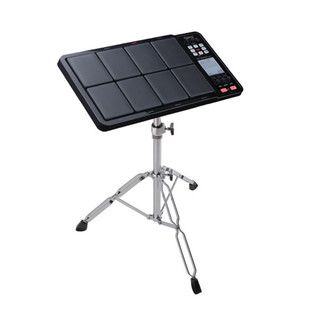 Roland Octapad SPD-30BK Total Percussion Pad & Stand, Black