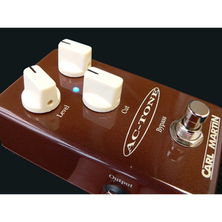Carl Martin Single Channel AC-Tone Guitar Pedal