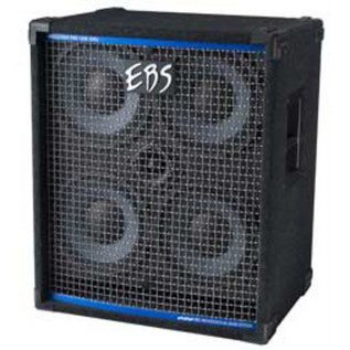 EBS ProLine 410 Professional Bass Speaker Cabinet