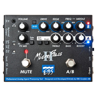 EBS MicroBass II Pedal
