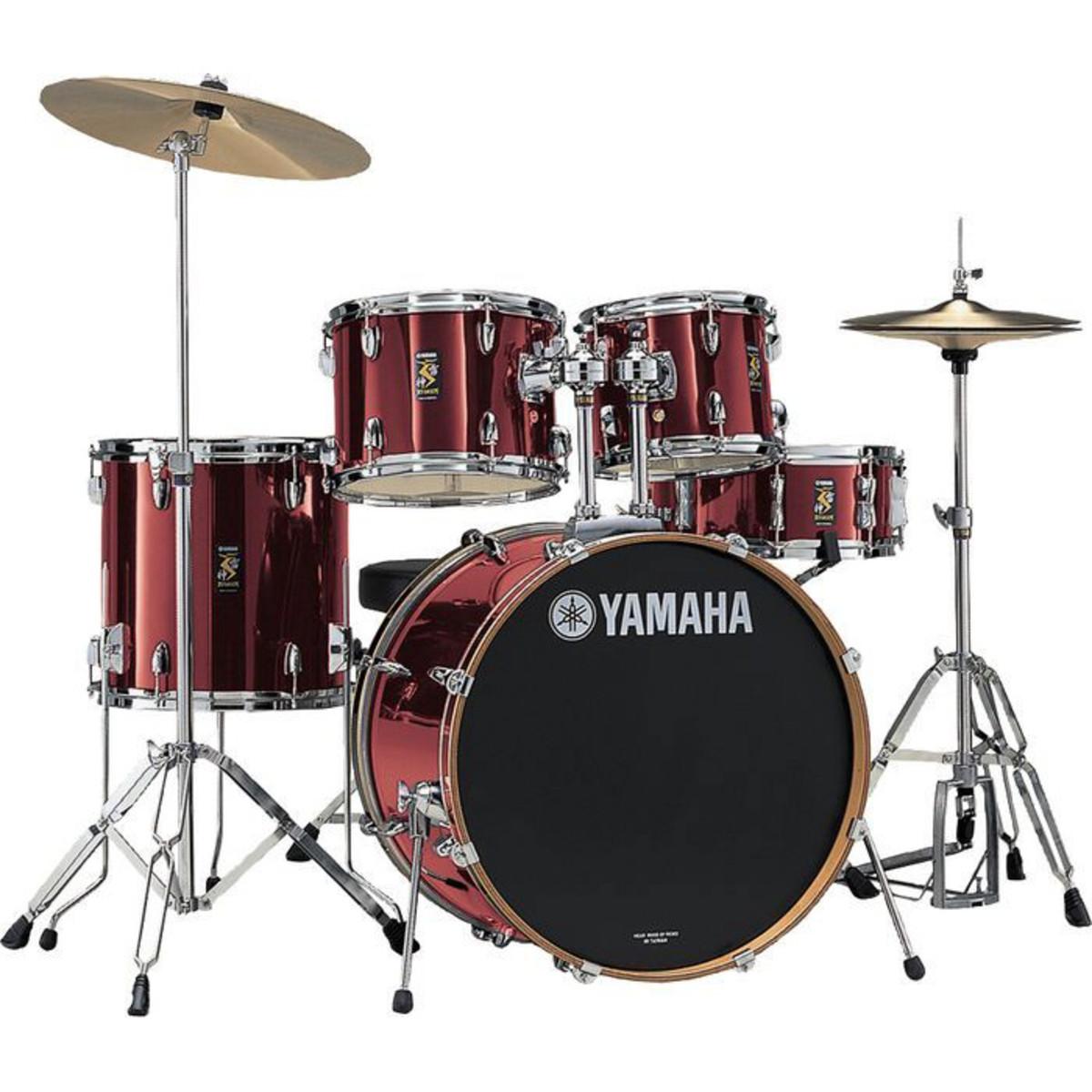 Yamaha Mahogany Drums