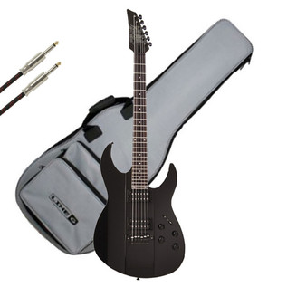 Line 6 JTV-89 James Tyler Variax Guitar, Black with FREE Gift