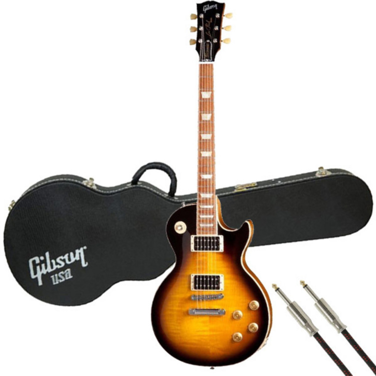 Gibson Les Paul Studio 2018 Vintage Sunburst -