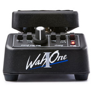 EBS WahOne Pedal (Front)