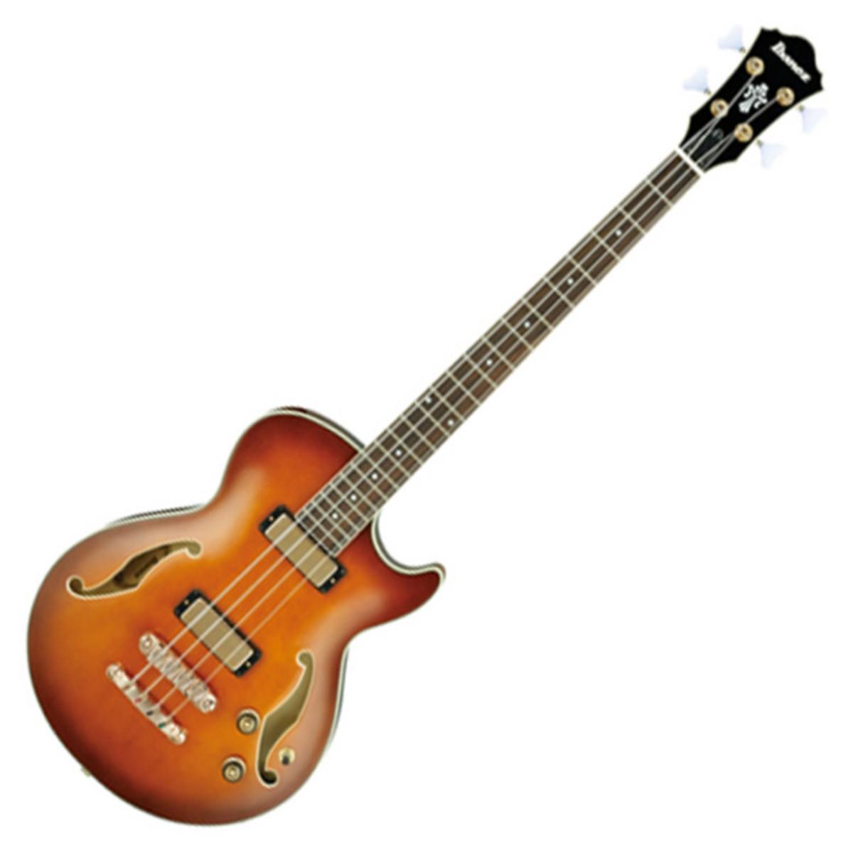 disc ibanez agb200 4 string bass guitar violin sunburst at. Black Bedroom Furniture Sets. Home Design Ideas