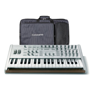 Access Virus Ti2 Polar Keyboard Synthesizer and Bag