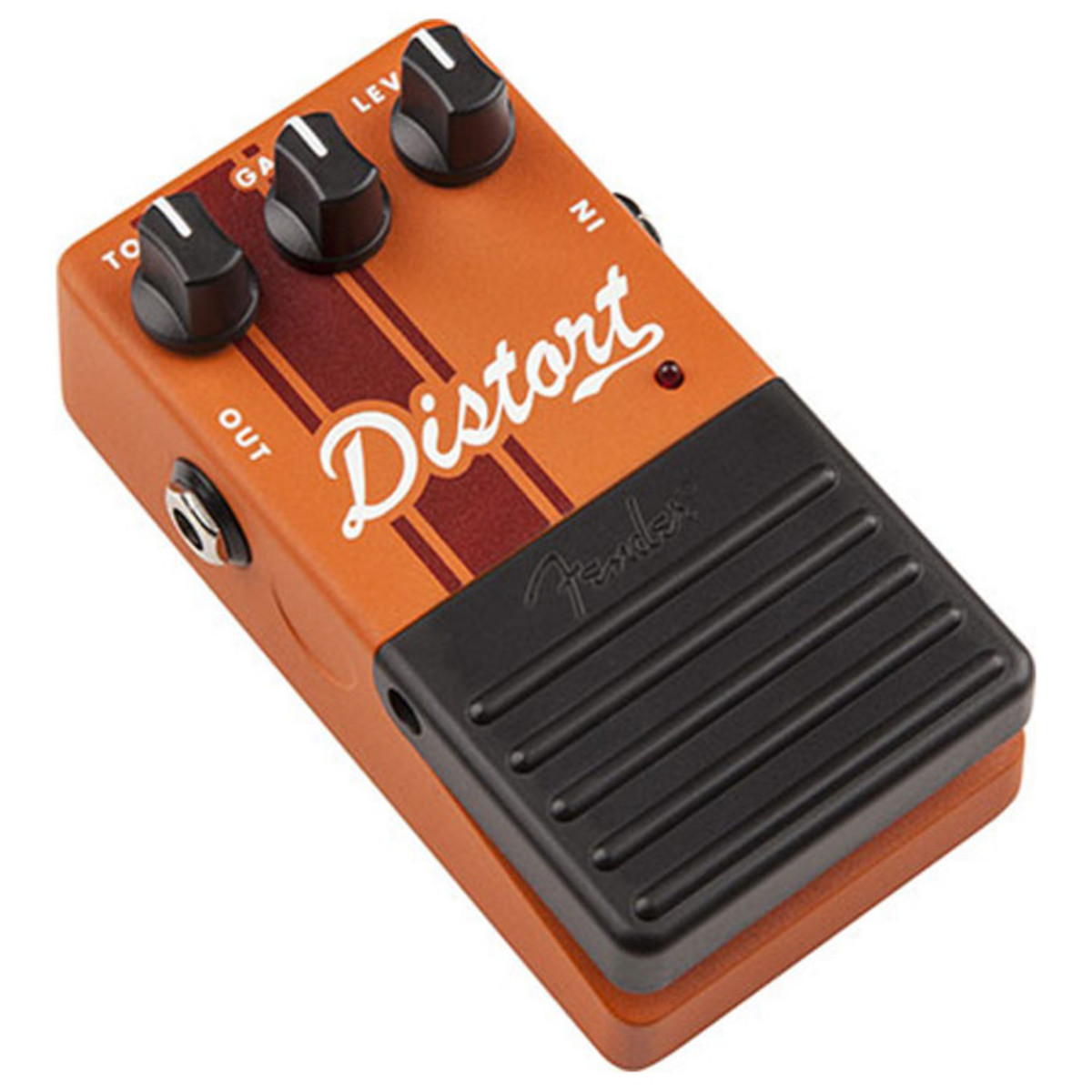 Fender Distortion Guitar Effects Pedal at Gear4music.com