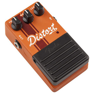 Fender Distortion Guitar Effects Pedal - main