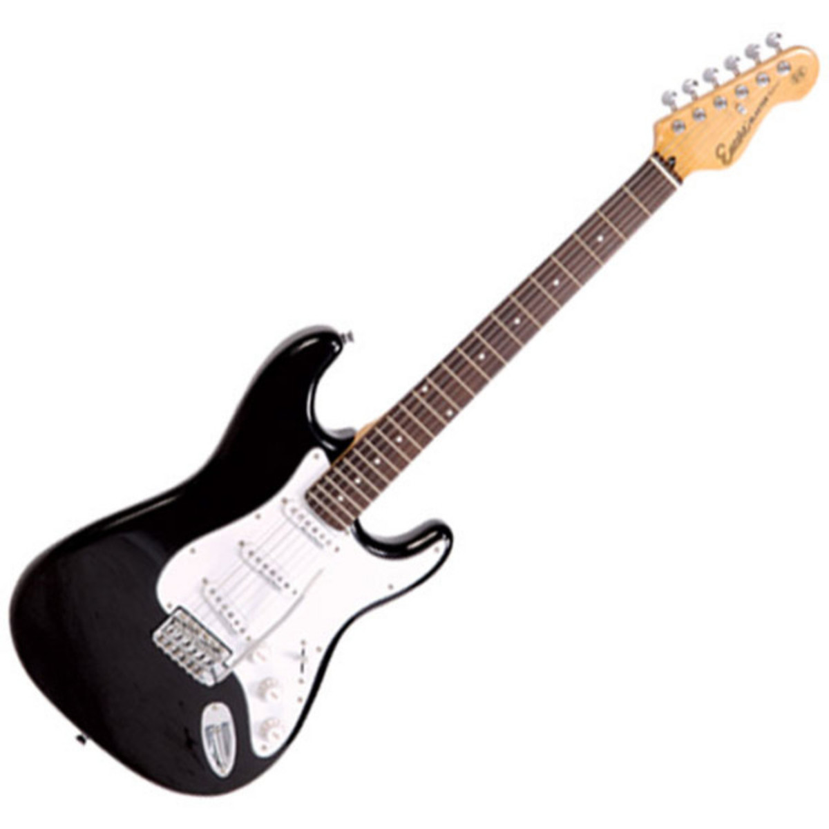 disc rocksmith xbox 360 encore electric guitar black at. Black Bedroom Furniture Sets. Home Design Ideas