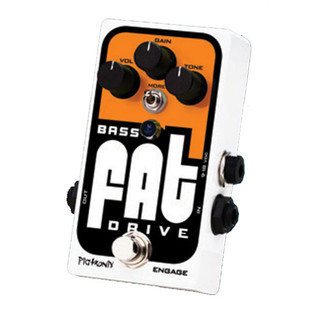 Pigtronix Bass Fat Drive Bass Pedal