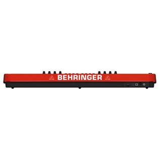 Behringer UMX490 MIDI Keyboard (Back)