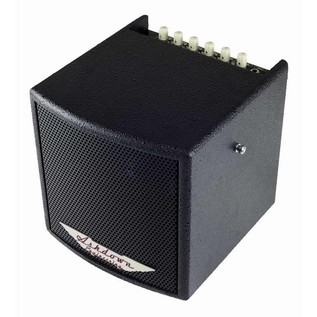 Ashdown Acoustic Cube 40w Acoustic Combo, Black Splatter Finish