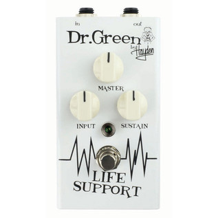 Dr Green Life Support Sustain/Compressor pedal