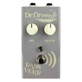 Dr Green Bass Verb Pedal