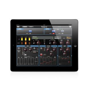 Roland V-Combo VR-09 Keyboard iPad App