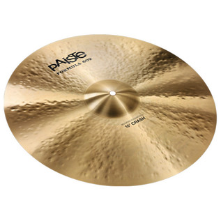 Paiste Formula 602 Modern Essentials Crash, 16