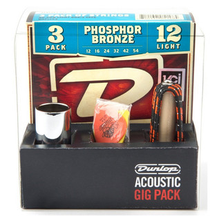 Jim Dunlop JD-GA24 Acoustic Gig Pack