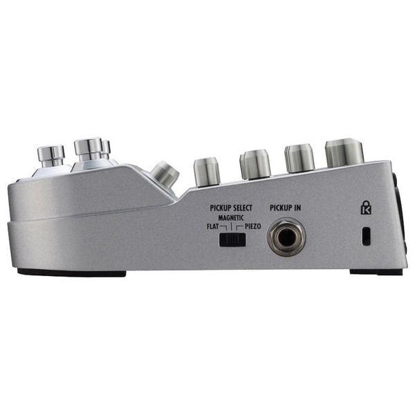 Zoom A3 Acoustic Multi-Effects Pedal - right