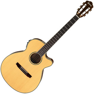 Ibanez AEG10NII Electro Acoustic Guitar, Natural - main