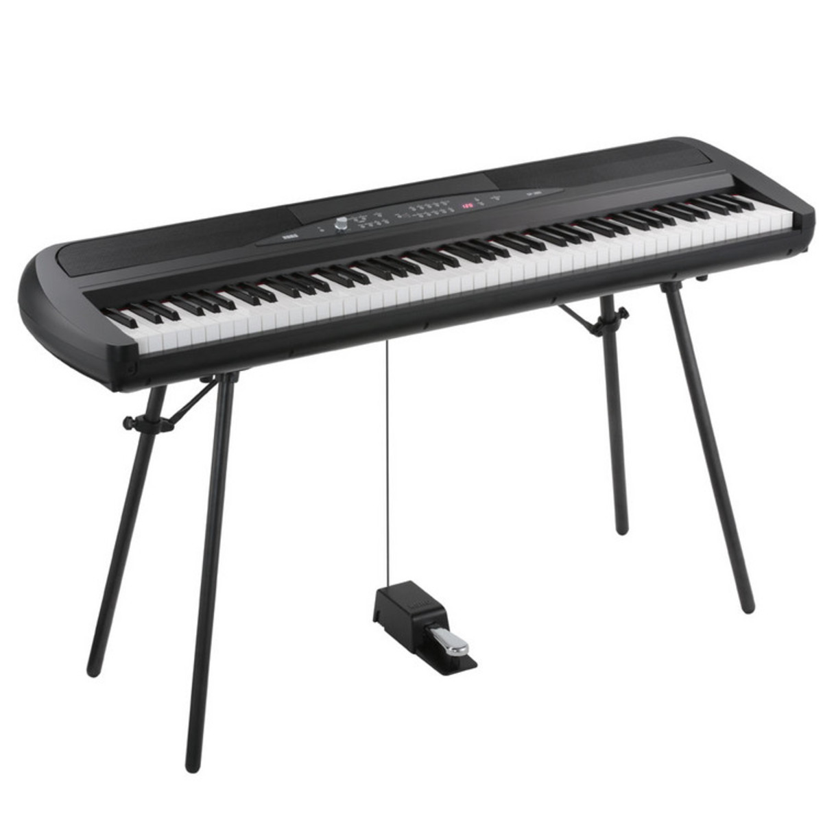 Image of Korg SP-280 Digital Stage Piano Black