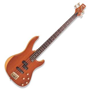 Vintage Bubinga Series V9004 Active Bass Guitar