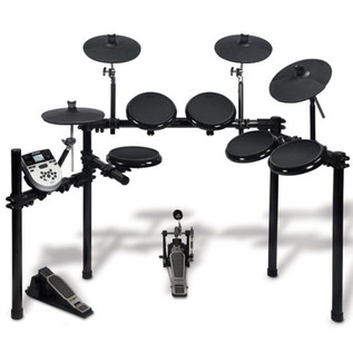 Alesis DM7X Advanced Electronic Drum Kit with Cymbal Pads