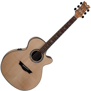Dean Performer Ultra Electro-Acoustic, Flame Maple, Gloss Natural