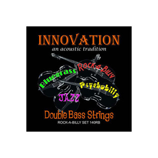 Innovation Rock-a-Billy Double Bass Strings - main