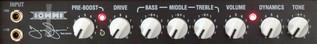 Laney Tony Iommi Signature TI15-112 Guitar Combo Amp - controls