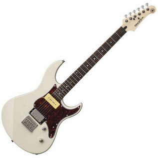 Yamaha Pacifica 311H Electric Guitar, White with SubZero 10W amp Pack