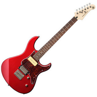 Yamaha Pacifica 311H Electric Guitar, Red with SubZero 10W Amp Pack